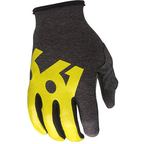 SixSixOne Comp Air Handskar Herr gul/grå